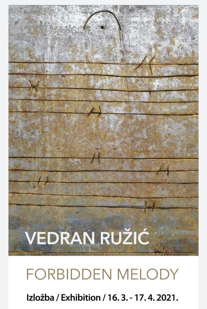 Vedran Ruzic forbidden melody